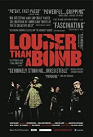 Louder Than a Bomb (2010) Poster - Movie Forum, Cast, Reviews