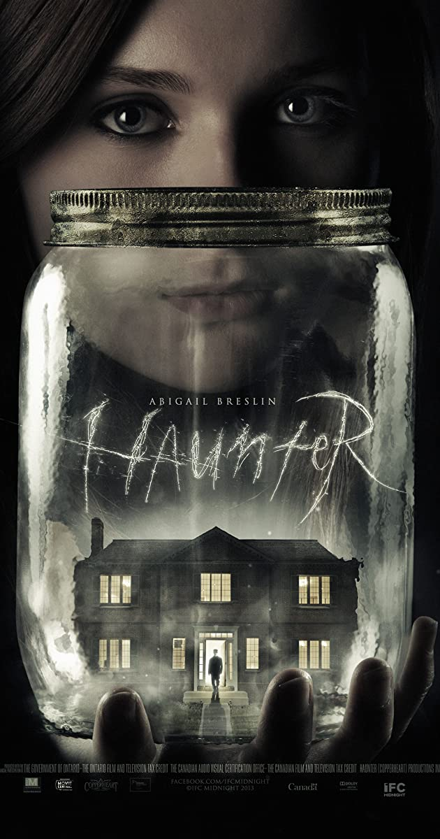 Image result for haunter movie
