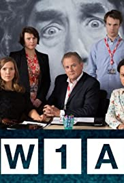 W1A Poster - TV Show Forum, Cast, Reviews