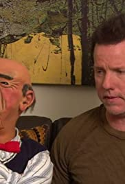 Jeff and Walter Visit a Therapist Poster