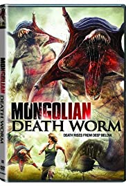 Mongolian Death Worm Poster