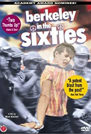 Berkeley in the Sixties (1990) Poster - Movie Forum, Cast, Reviews