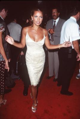 Vanessa Williams at an event for Dance with Me (1998)