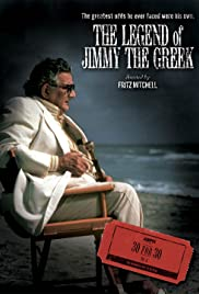 The Legend of Jimmy the Greek Poster