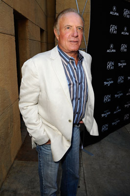 James Caan at an event for Mercy (2009)