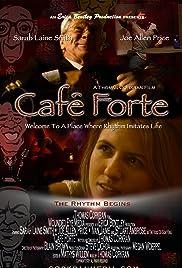 Café Forte Poster