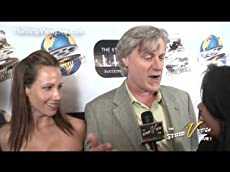 Red Carpet interview for the Movie AMANDA
