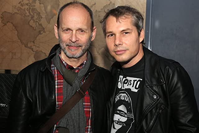 Wayne Kramer and Shepard Fairey at Let Fury Have the Hour (2012)