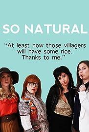 So Natural Poster