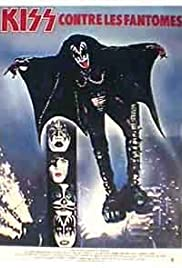 KISS Meets the Phantom of the Park Poster