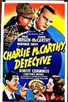 Image of Charlie McCarthy, Detective