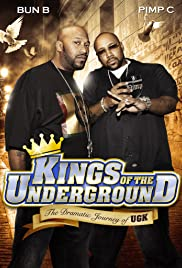 Kings of the Underground: The Dramatic Journey of UGK Poster