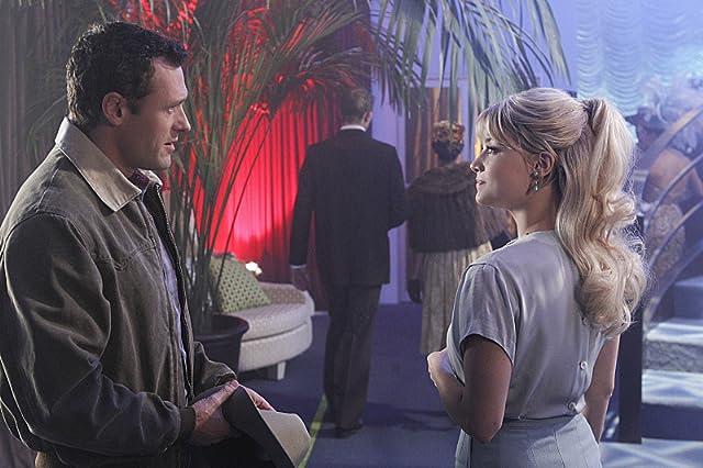 Jason O'Mara and Sarah Jones in Vegas (2012)