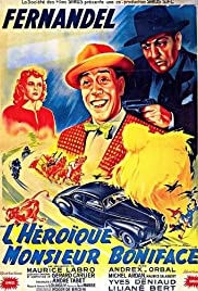 L'héroïque Mr Boniface Poster