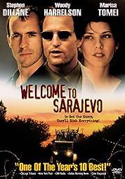 Welcome to Sarajevo poster