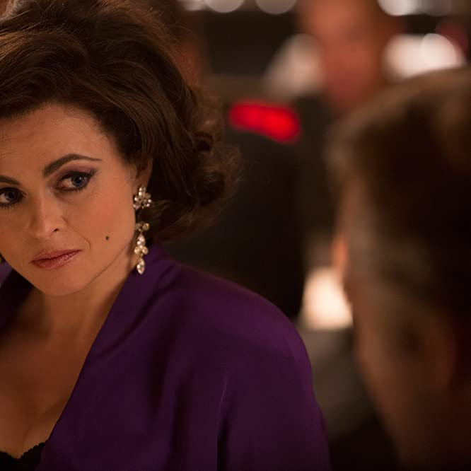 Helena Bonham Carter in Burton and Taylor (2013)