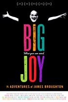 Image of Big Joy: The Adventures of James Broughton
