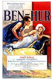 Ben-Hur: A Tale of the Christ(1925) Poster - Movie Forum, Cast, Reviews