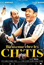 Bienvenue chez les Ch'tis Poster