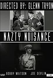 That Nazty Nuisance (1943) Poster - Movie Forum, Cast, Reviews