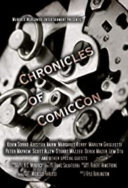 Chronicles of Comic Con Poster