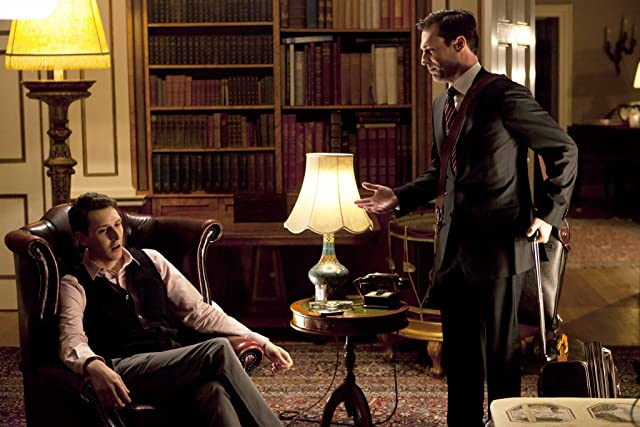 Jon Hamm and Blake Harrison in The Increasingly Poor Decisions of Todd Margaret (2009)