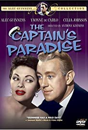 The Captain's Paradise Poster