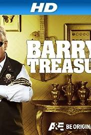 Barry'd Treasure Poster - TV Show Forum, Cast, Reviews