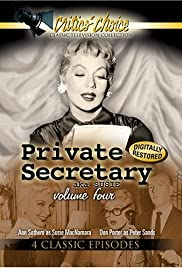 Private Secretary Poster