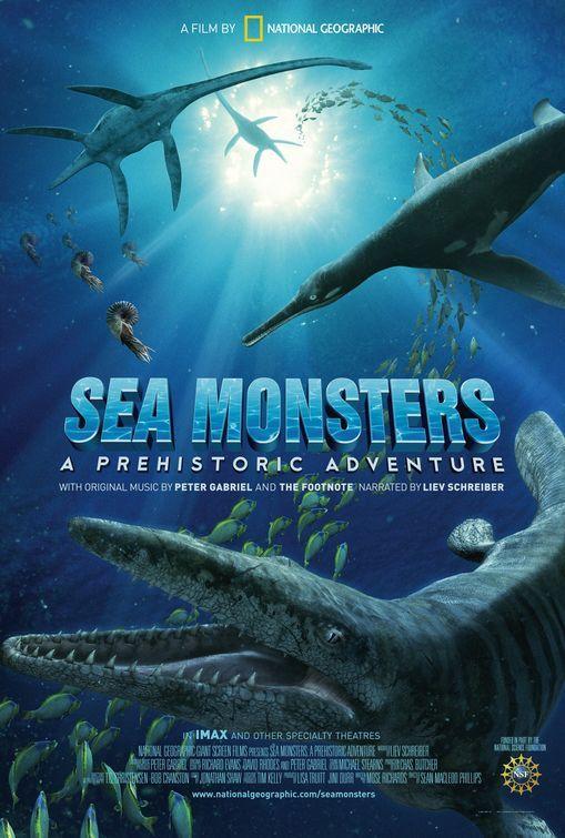 Sea Monsters: A Prehistoric Adventure(2007) - Cartelera