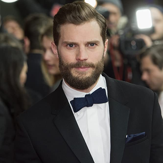 Jamie Dornan at an event for Fifty Shades of Grey (2015)