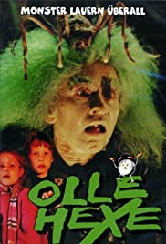 Olle Hexe Poster