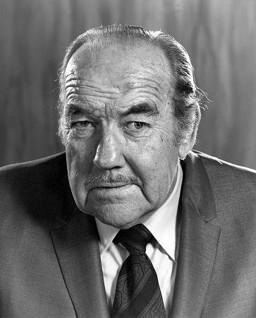 Broderick Crawford, c. 1978.