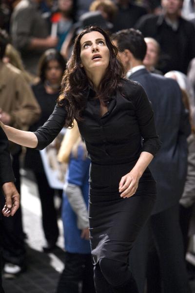 Ayelet Zurer in Angels & Demons (2009)