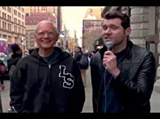David Letterman Joins Billy Eichner 'On the Street'