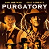Eric Roberts, Randy Quaid, Sam Shepard, Brad Rowe, and Donnie Wahlberg in Purgatory (1999)