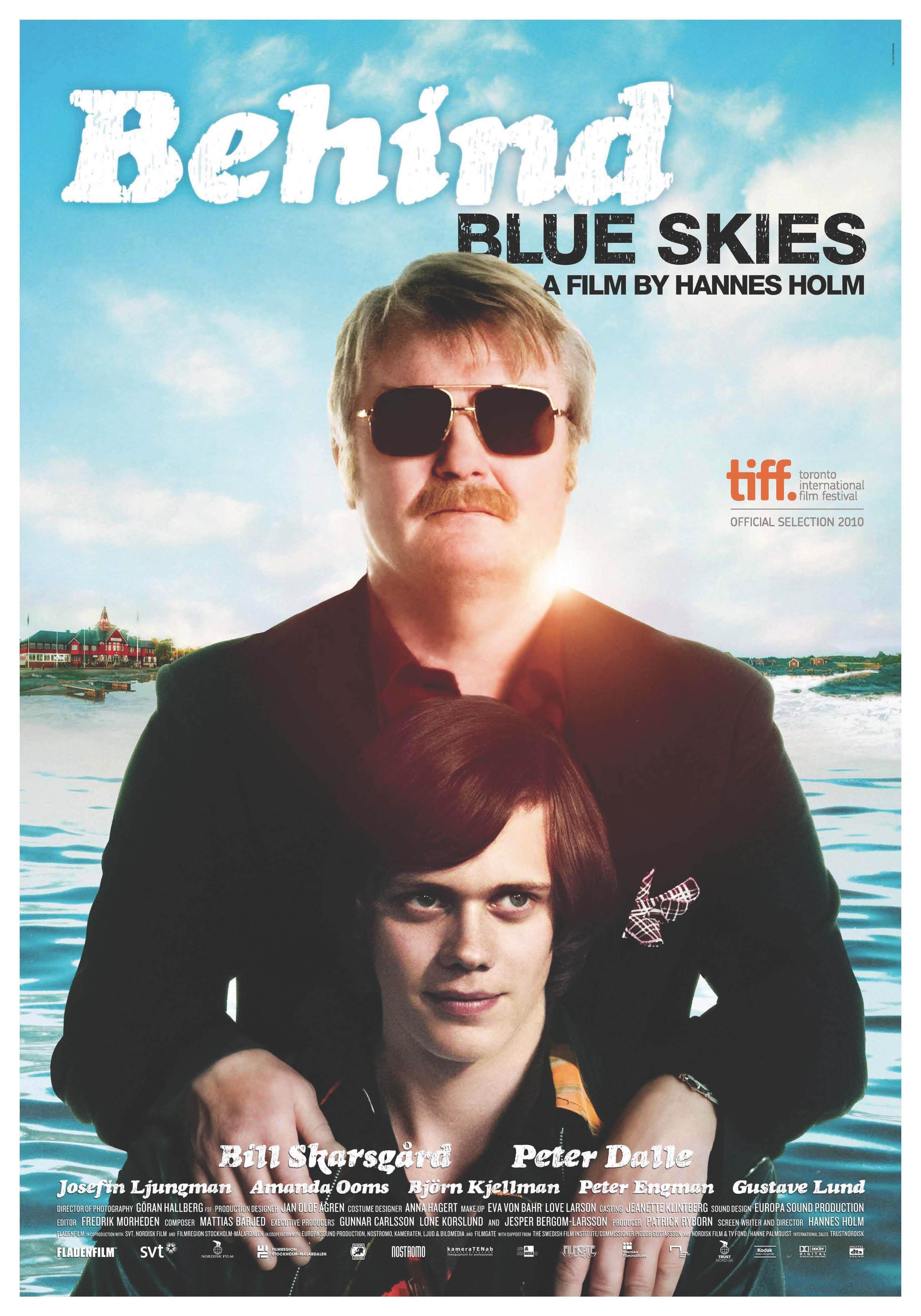Himlen är oskyldigt blå film sexscen