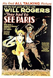 They Had to See Paris Poster