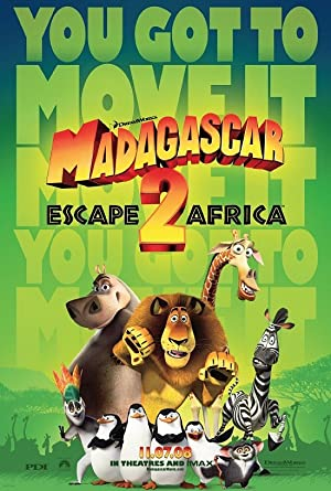 Madagascar 2: Escape áfrica -