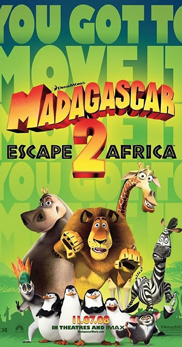 Madagascar Escape 2 Africa 2008 IMDb