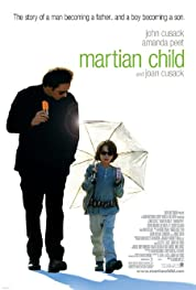 Martian Child poster