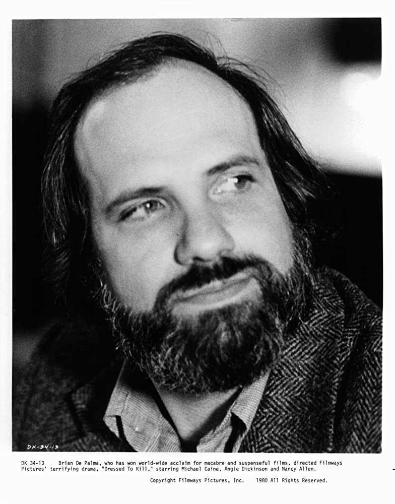 brian de palma official website