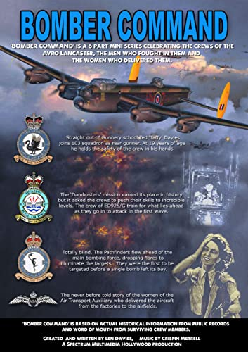 a history of the bomber command