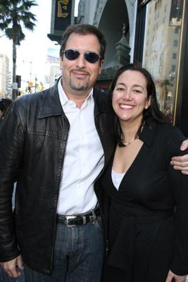 Richard LaGravenese and Erin Gruwell