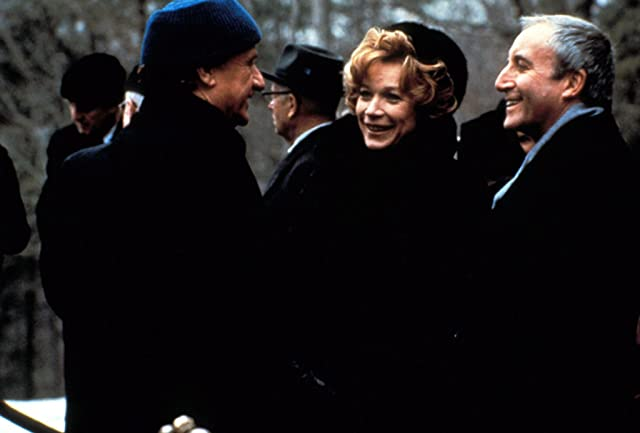 Shirley MacLaine, Peter Sellers, and Jack Warden in Being There (1979)