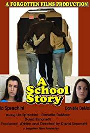 A School Story Poster