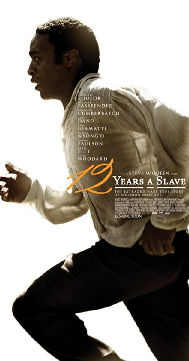 "12 years a slave reflection Top: chiwetel ejiofor plays solomon northup in ""12 years a slave,"" the true story of a free black man who was kidnapped and sold into slavery in the 1840s."