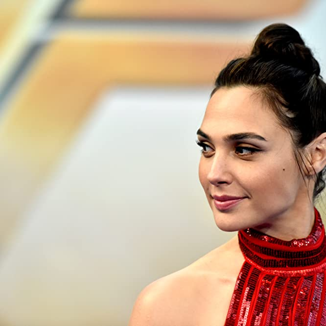 Gal Gadot at an event for Wonder Woman (2017)