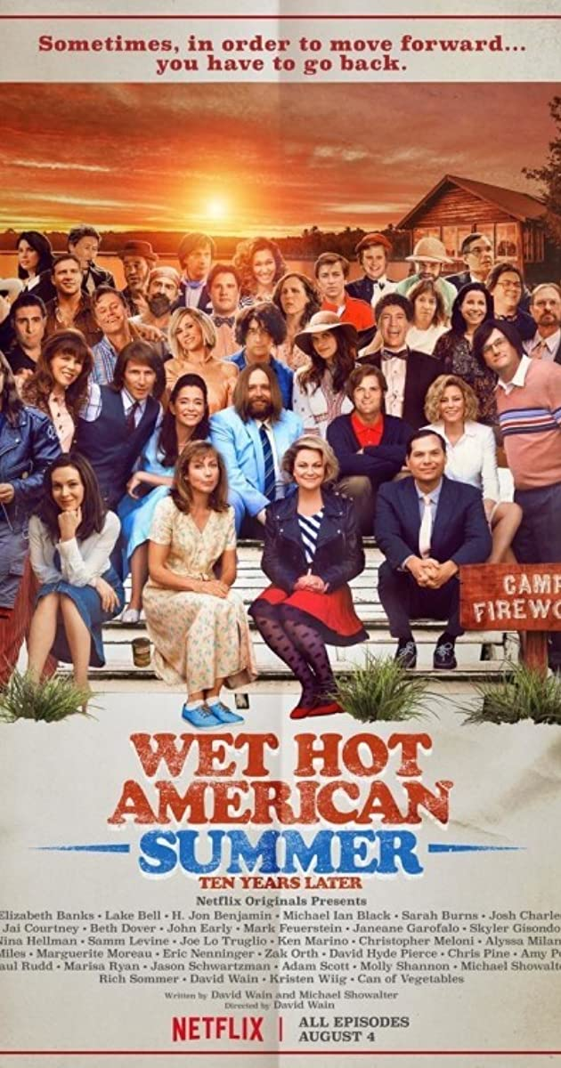 Wet Hot American Summer: Ten Years Later S01 (Complète)