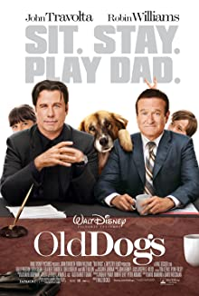 Poster Old Dogs - Daddy oder Deal